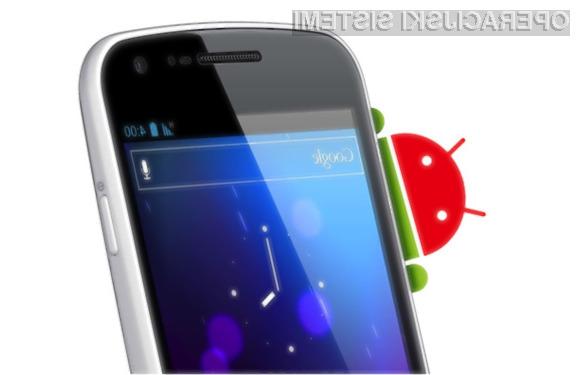 Prva množična okužba mobilnikov Android