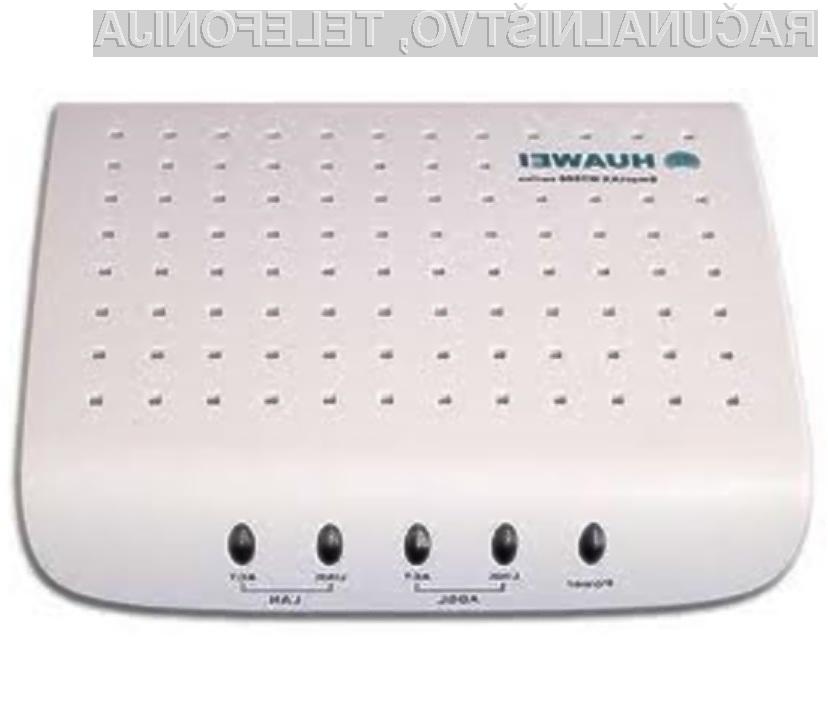 Felix Lindner verjame, da je varnost strojne kode izdelkov Huawei primerljiva z usmerjevalniki iz leta 1990.