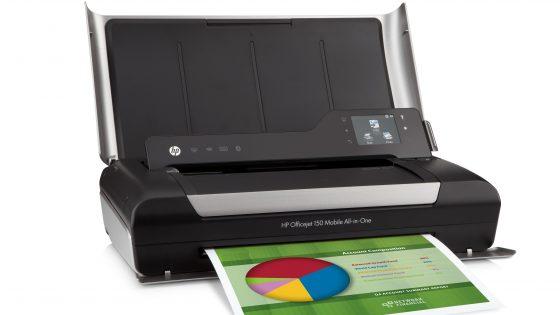 Izboljšana prilagodljivost z novimHP OfficeJet 150 Mobile All-in-One tiskalnikom