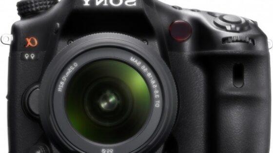 Sony bo za aparatom Alpha A99 zagotovo postavil nove standarde na področju digitalne fotografije.