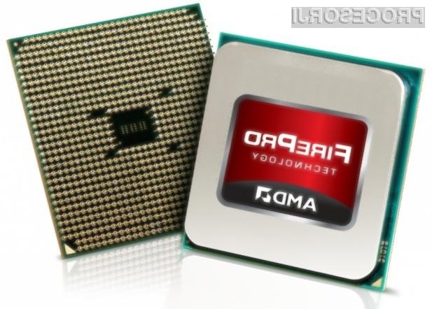 Prve delovne postaje z novimi FirePro procesorji lahko pričakujemo že ob koncu tega meseca.