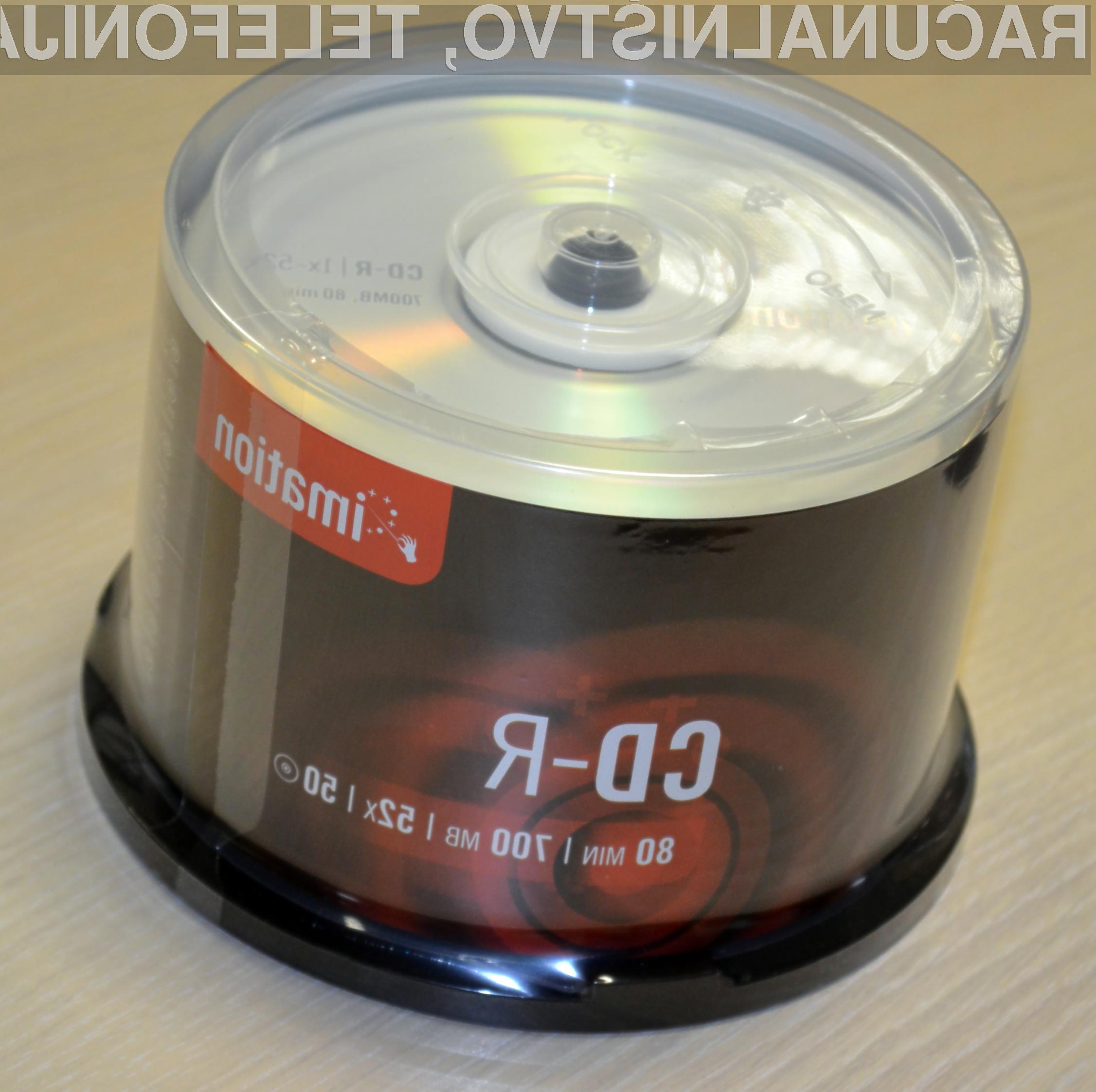 Tortica 50x CD-R Imation 700MB, 80 min