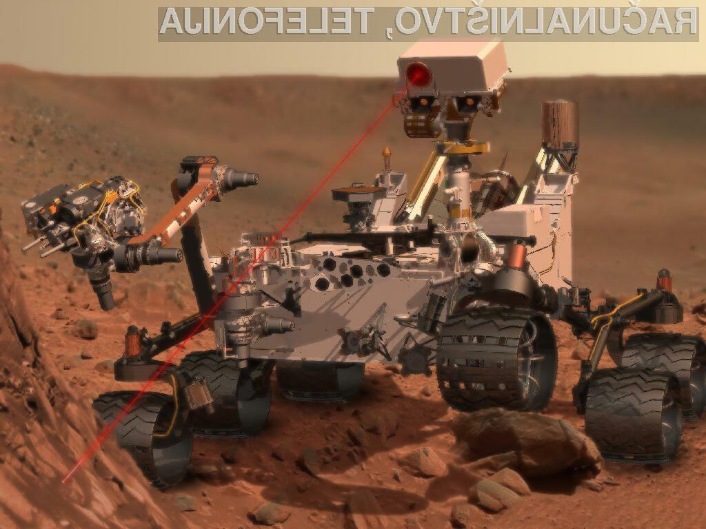 """Bo """"Radovednežu"""" uspelo odkriti še zadnje skrivnosti Rdečega planeta?"""