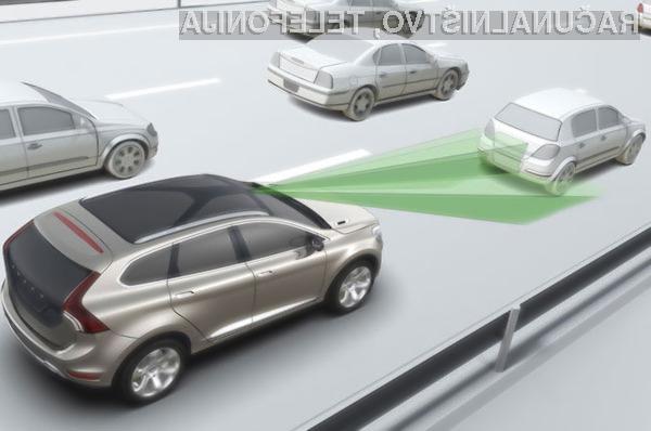 Sistem za samodejno zaviranje v sili naj bi zmanjšal število prometnih nesreč za okoli 27 odstotkov.
