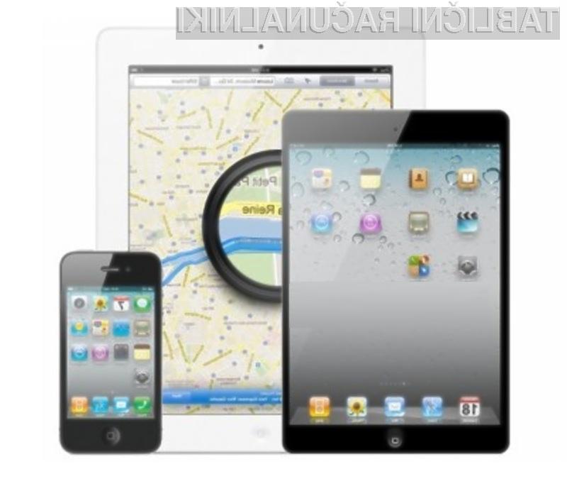 Miniaturni tablični računalnik iPad Mini naj bi navduševal predvsem z inovativno obliko!
