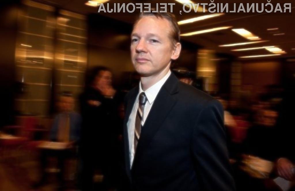 Prvi mož spletnega portala Wikileaks Julian Assange ima odslej podporo tudi s strani ruske vlade.
