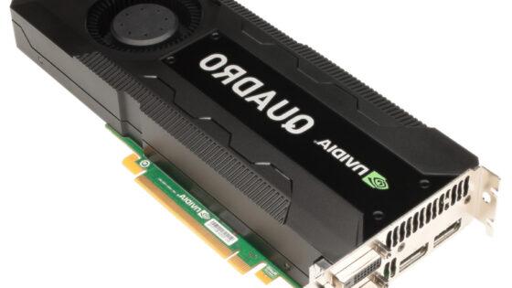 Nvidia Quadro K5000 bo temeljila na grafičnem čipu GK104, ki ga lahko najdemo tudi pri modelu GTX 680.