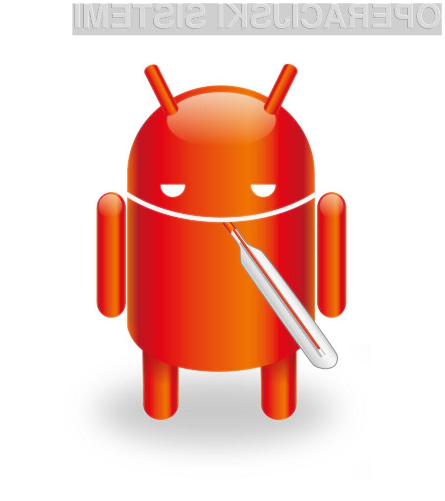 Je tudi vaš Android okužen?