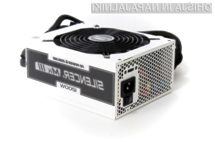 Silencer Mk III je izdelan iz najkakovostnejših komponent.