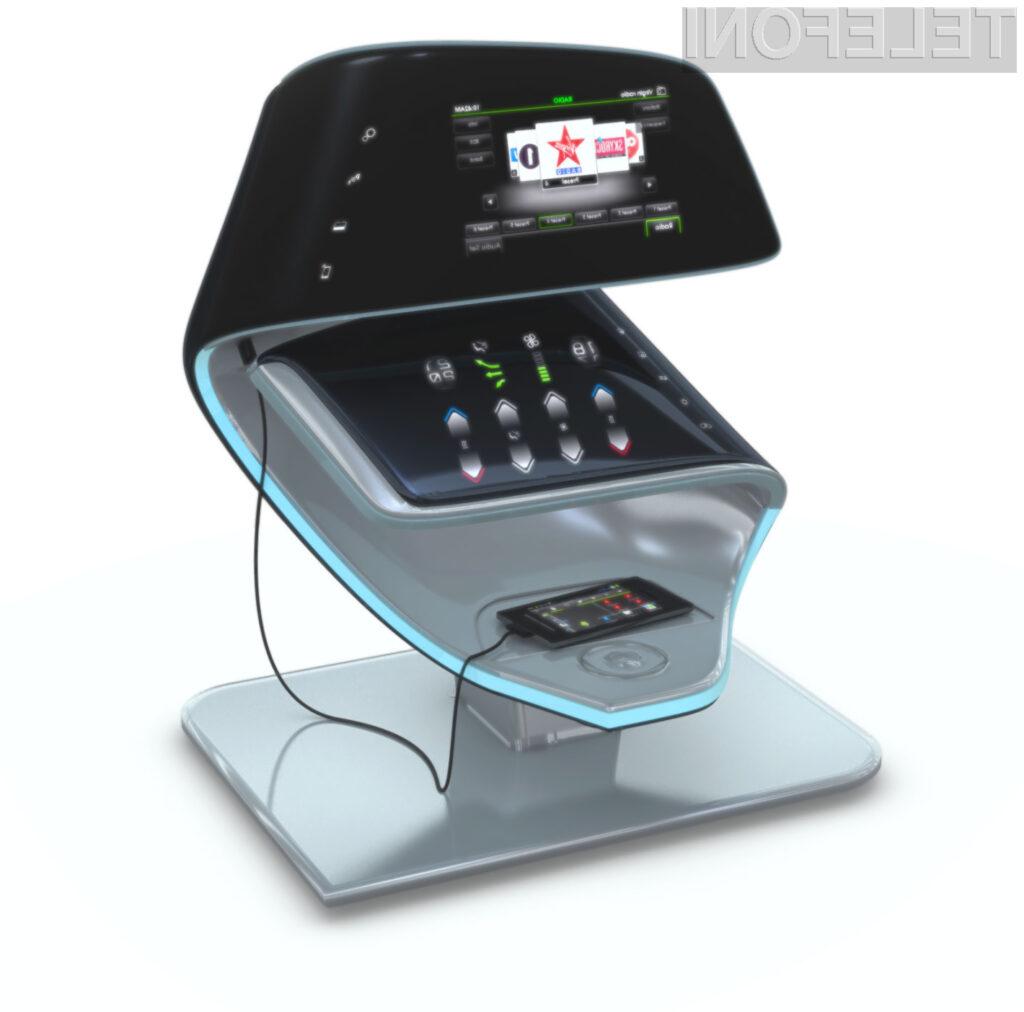 Tehnologija MirrorLink omogoča enostavno povezovanje avtomobilskih multimedijskih sistemov s pametnimi telefoni.