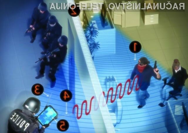 Odslej bo mogoče skozi steno gledati kar s pomočjo Wi-Fi radarja.