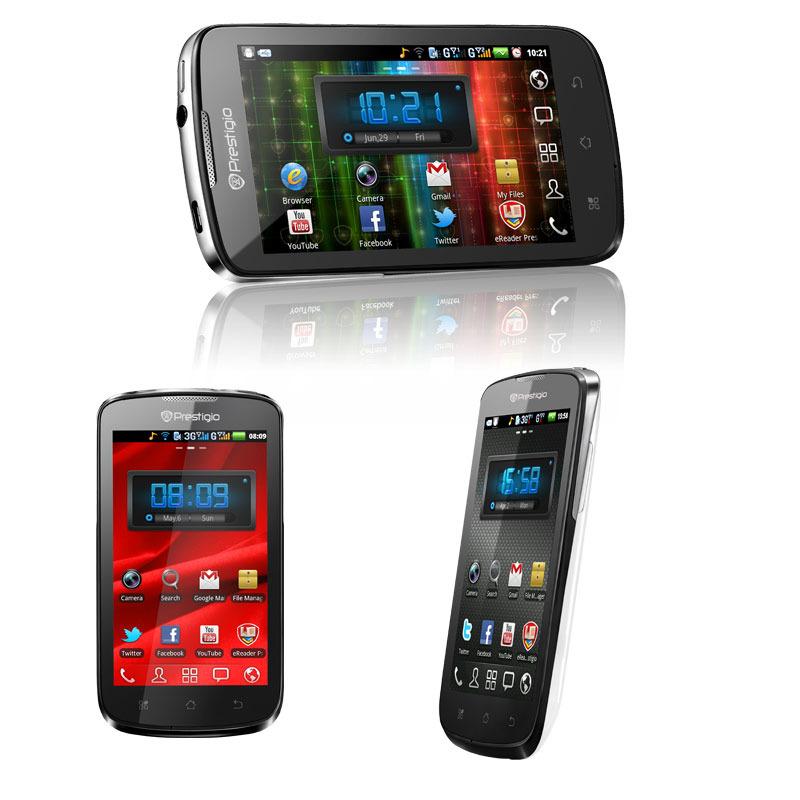 Prestigio MultiPhone pametni telefoni