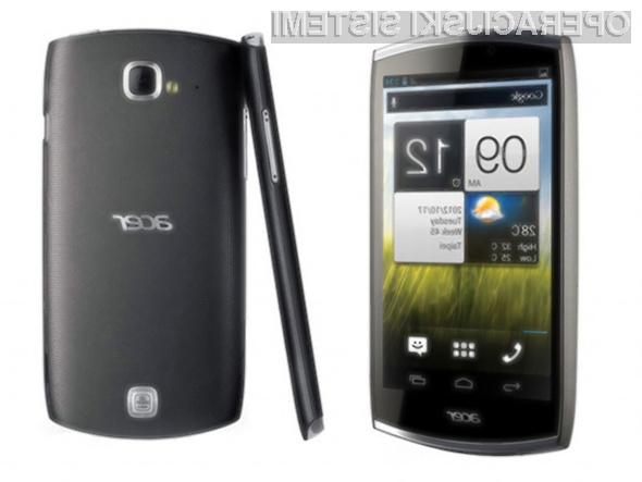 Pametni mobilnik Acer CloudMobile A800 z operacijskim sistemom Aliyun OS zaradi podjetja Google na bo ugledal luči sveta.