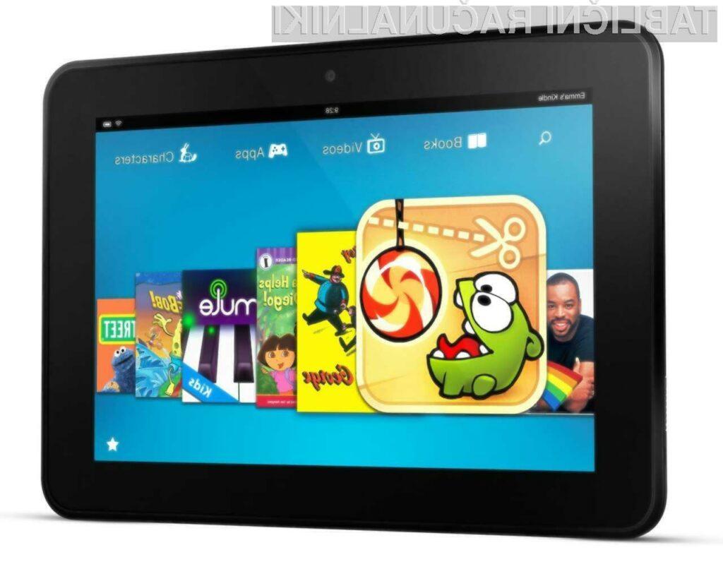 Cena je zagotovo eden izmed večjih adutov tablic Kindle Fire HD.