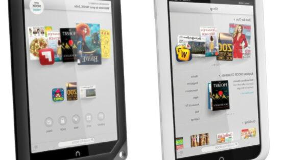 Nook HD in Nook HD+ bosta lahko resno konkurirala Amazonovemu modelu Kindle Fire.