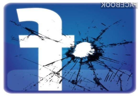 Občuten padec vrednosti Facebooka konec oktobra bi lahko celo ogrozil njegovo poslovanje.