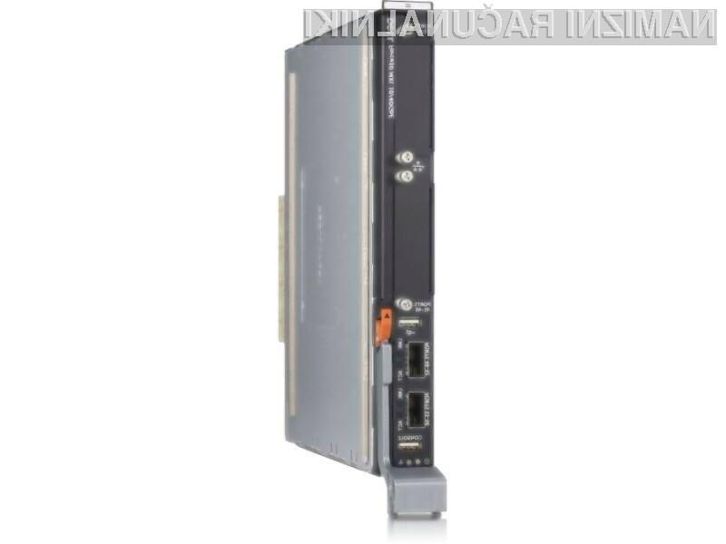 Dell Force10 MXL je prvo stikalo s podporo za hitrosti do 40 gigabitov.