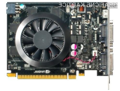 Za Nvidijino grafično kartico GTX 650 bo potrebno odšteti manj kot 160 evrov.