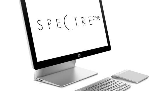 HP bo z modelom Spectre ONE močno konkuriral Applovemu iMacu.