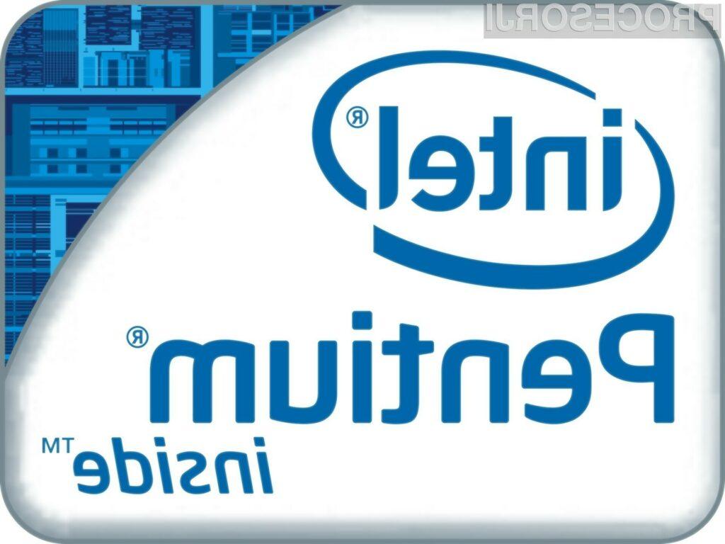 Novi procesorji Pentium bodo temeljili na 22 nanometrski arhitekturi Ivy Bridge.