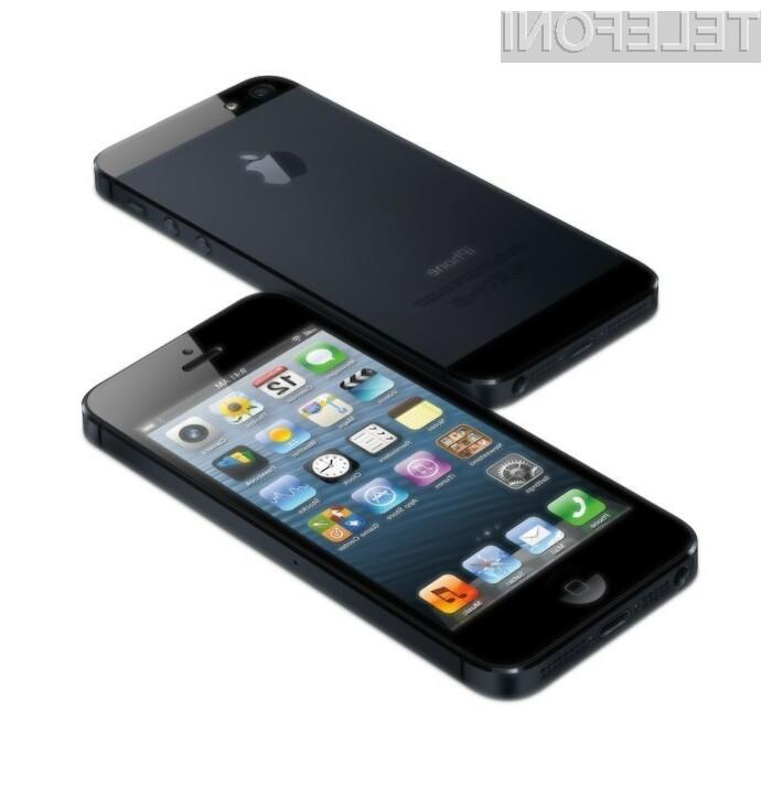 Prednaročila za novi iPhone 5 so presegla vsa pričakovanja!