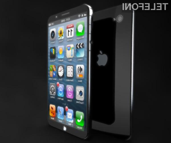 Novi iPhone naj bi prinesel zvrhan koš novosti!
