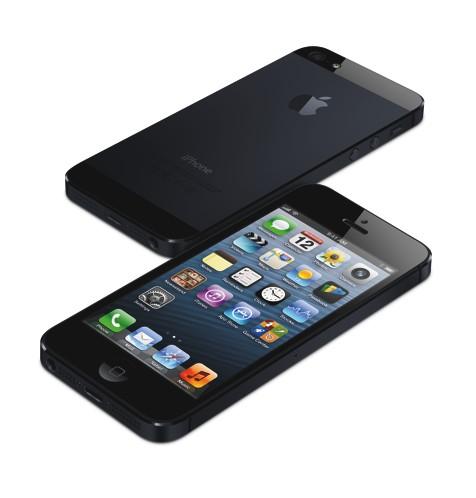 Apple je danes predstavil novi iPhone 5, iPod touch ter iPod nano