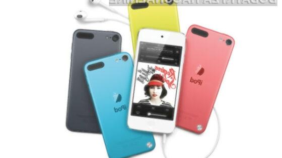 Nova iPod nano in iPod touch bosta onkraj luže in v izbranih državah na voljo že oktobra.
