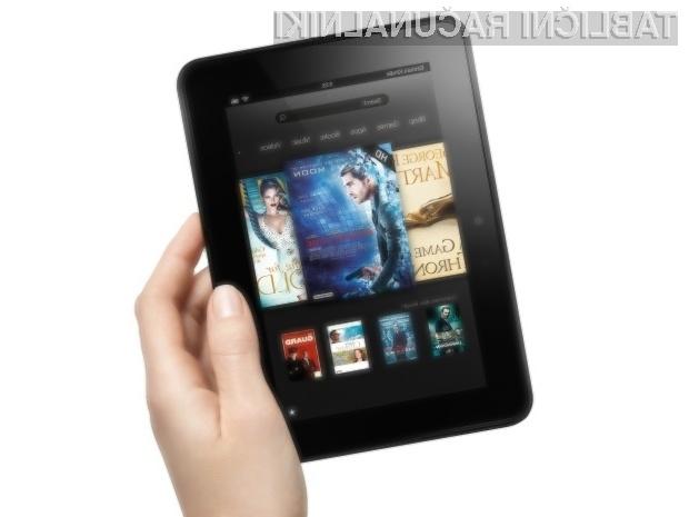 Kindle Fire HD: Tablica in pol!