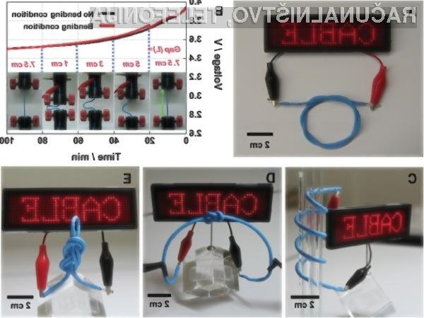 Upogljiva baterija podjetja LG Chem bi omogočila izdelavo nadvse zanimivih izdelkov.