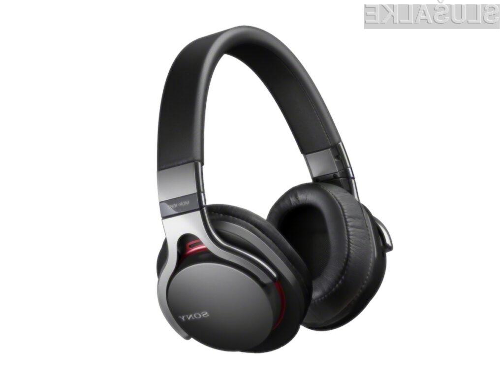 Nove Sonyjeve slušalke bodo uporabnikom ponudile kristalno čist zvok in izboljšano tehnologijo za predvajanje nizkih tonov.