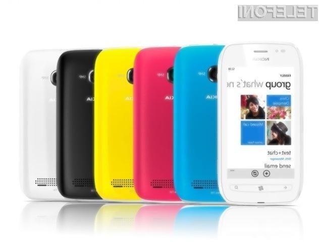 Nokia naj bi že ob začetku naslednjega leta uporabnikom ponudila pametne telefone srednjega oziroma nižjega cenovnega razreda.