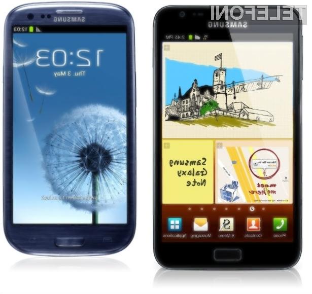 Je na svetu prostor samo za Apple ali Samsung?