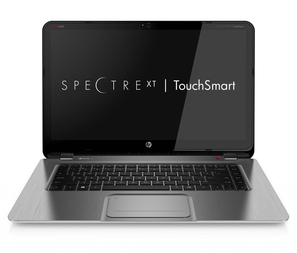 HP SpectreXT TouchSmart Ultrabook – vrhunska izkušnja dotika