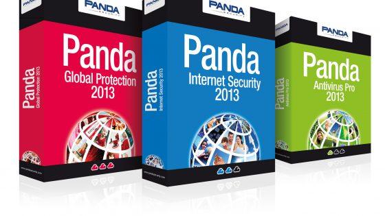Panda Security predstavlja varnostne rešitve z letnico 2013