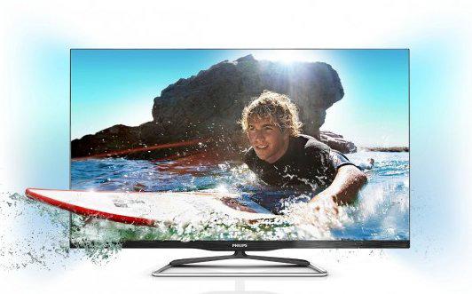 Gledanje TV izven okvirjev: philipsovi televizorji serije PFL6900