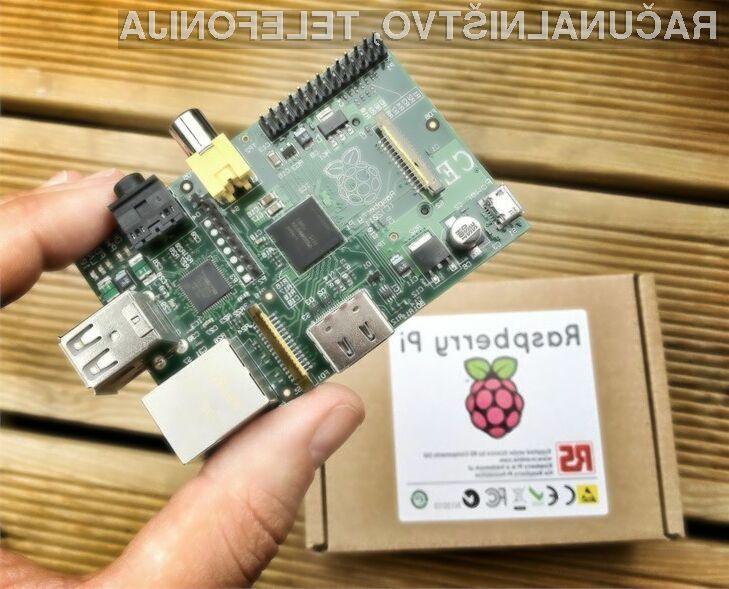 Raspberry Pi bo uporabnikom odslej ponudil turbo način (1 GHz) in podporo za WiFi.