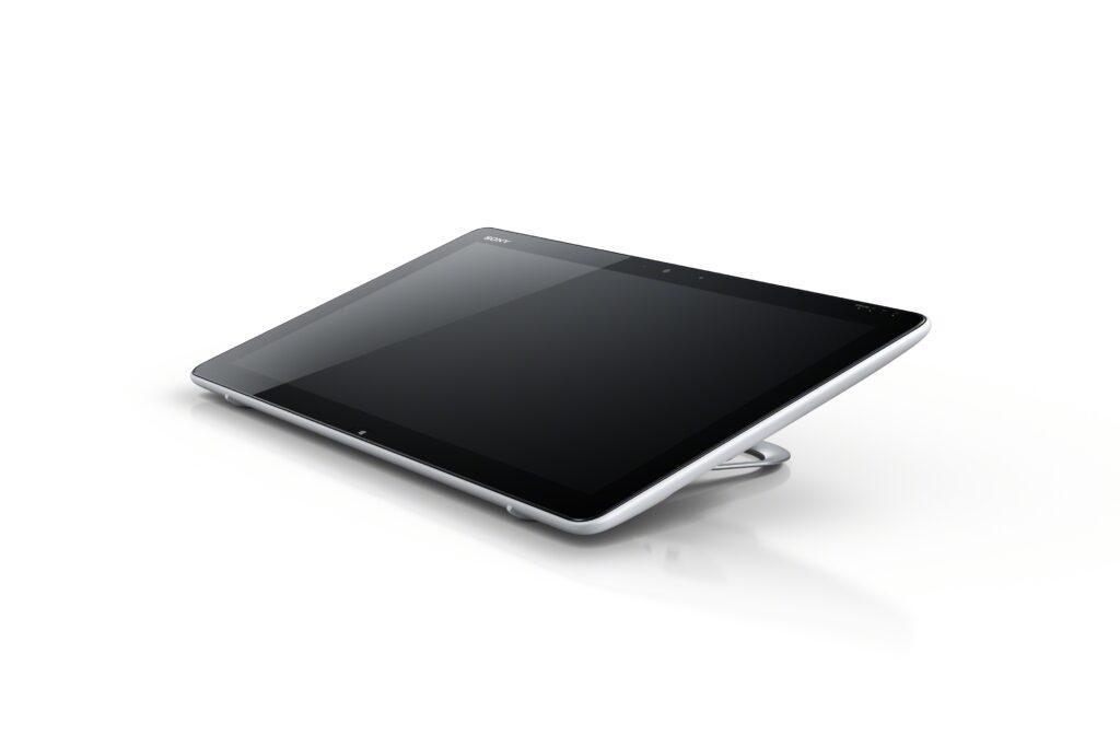 Sony Vaio Tap 20 je nekakšen križanec med tabličnim in povsem običajnim namiznim računalnikom.