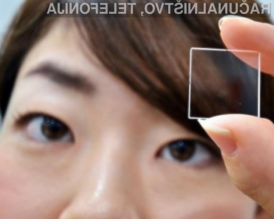 Na kremenčevem steklu naj bi podatki brez težav preživeli človeštvo!