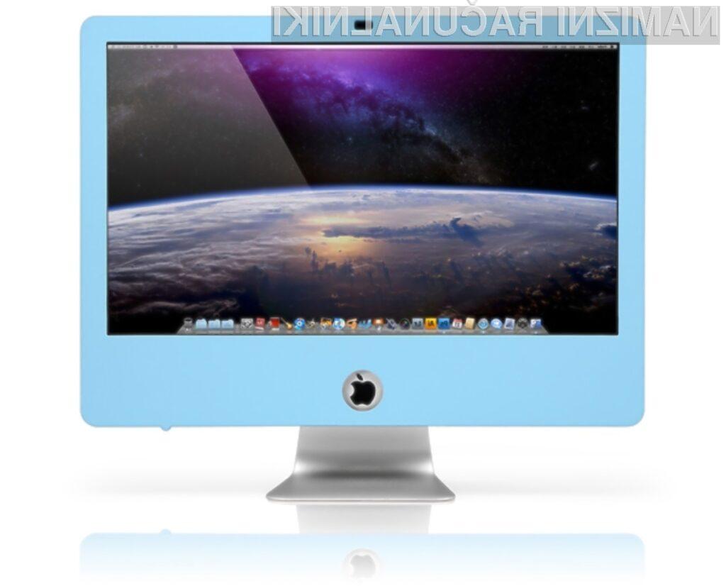 Z okvirjem Zorro Macsk postane Apple iMac občutljiv na dotik v borih nekaj sekundah.