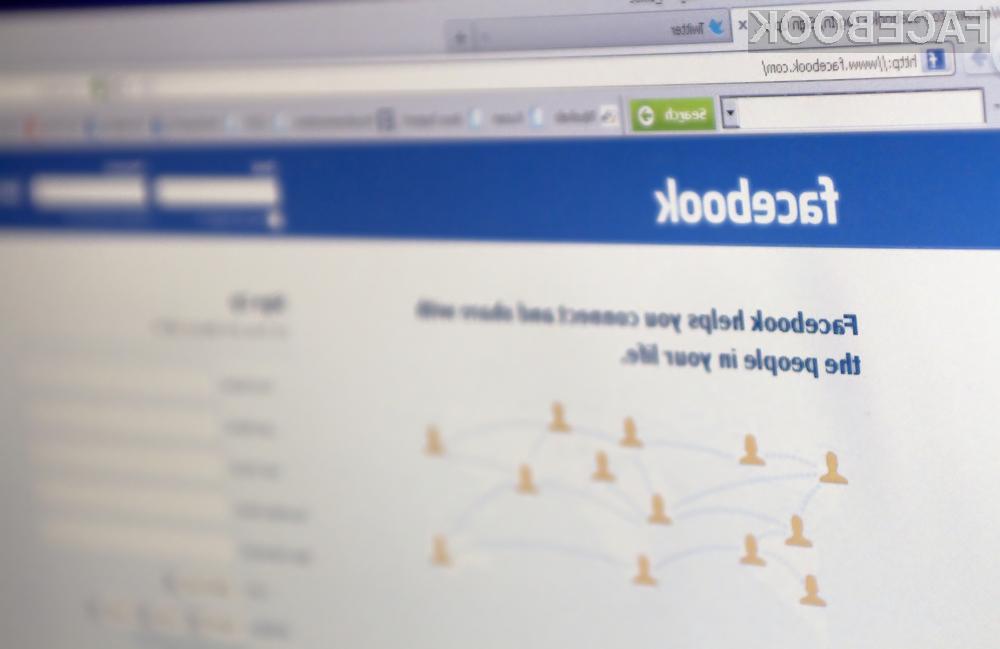 Facebook kljub številnim dokazom še vedno zanika napako v programski kodi.