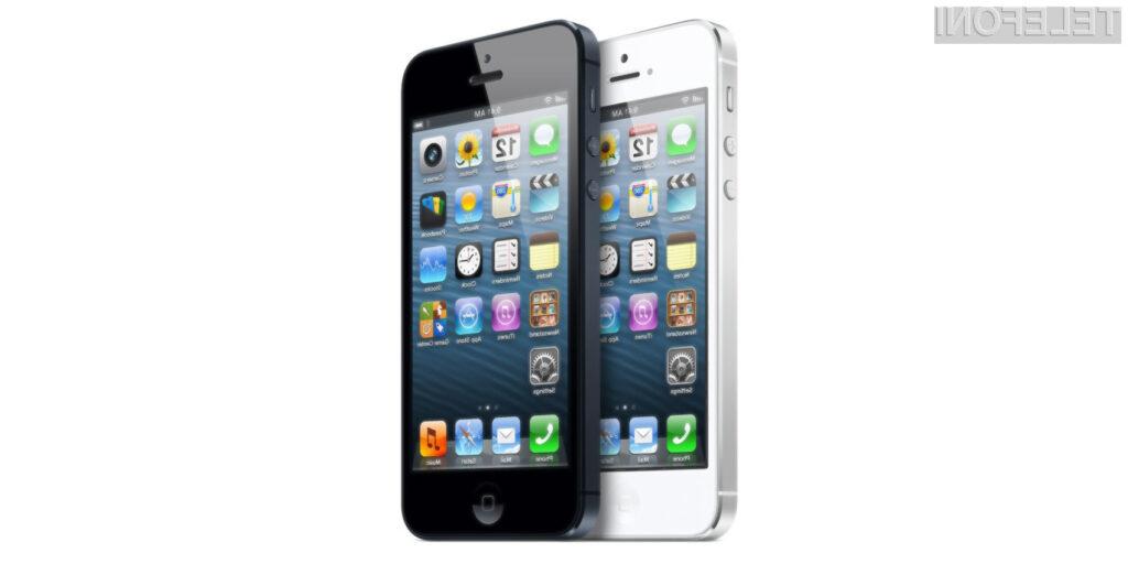 Proizvodnja novega iPhona ne poteka ravno po načrtih.