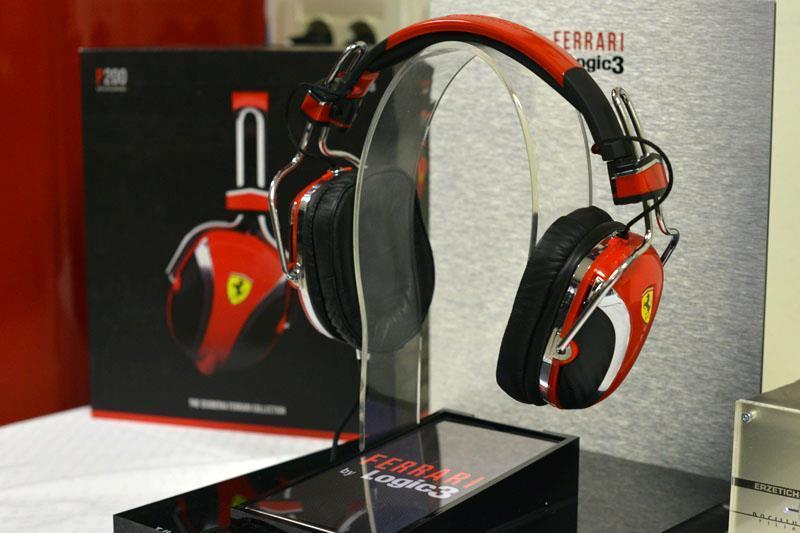 Ferrari by Logic3 slušalke. Avtor: Nenad Vučič