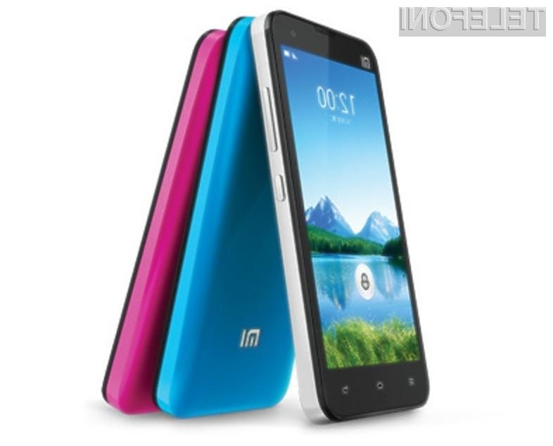 Mobilnik Xiaomi Phone 2 ima vse adute, da bo šel v prodajo kot za stavo!