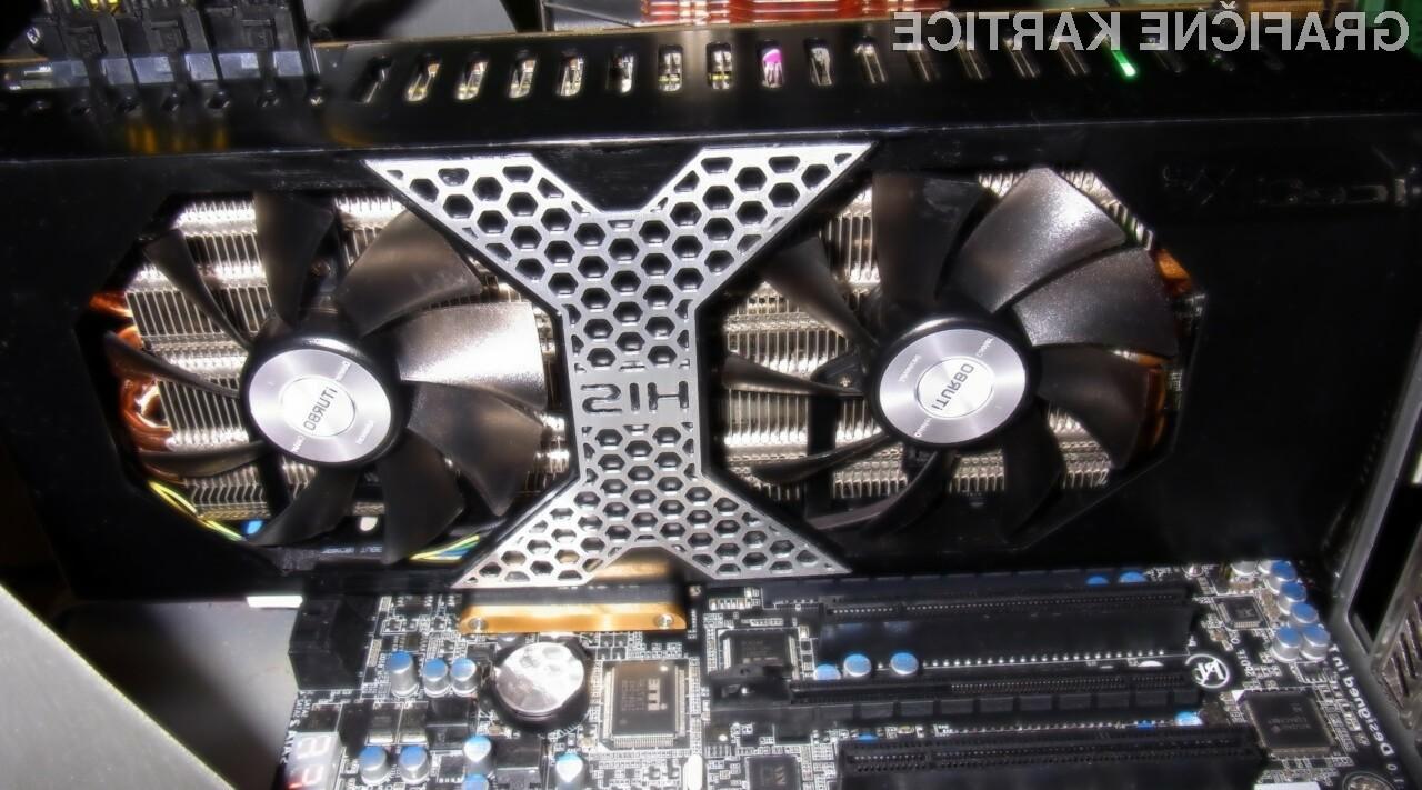 Radeon HD 7970 X2 podjetje HIS je nekoliko drugačne zasnove od konkurence.