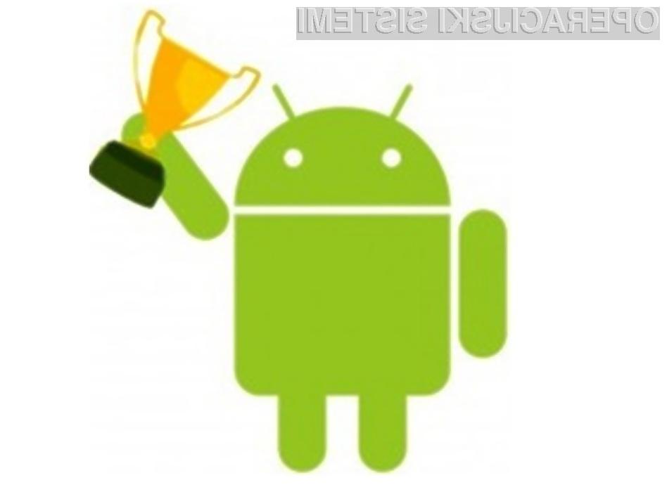 Android naj bi v letu 2013 postal številka ena na prav vseh področjih!