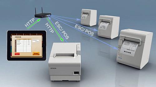 Nova generacije Epson spletnih tiskalnikov.
