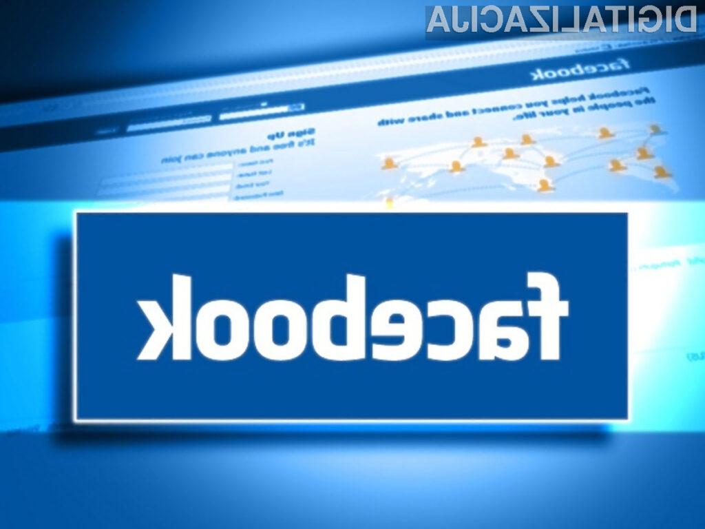Se Facebook za povečanje vplačil za promocijo statusov gre umazane igre?