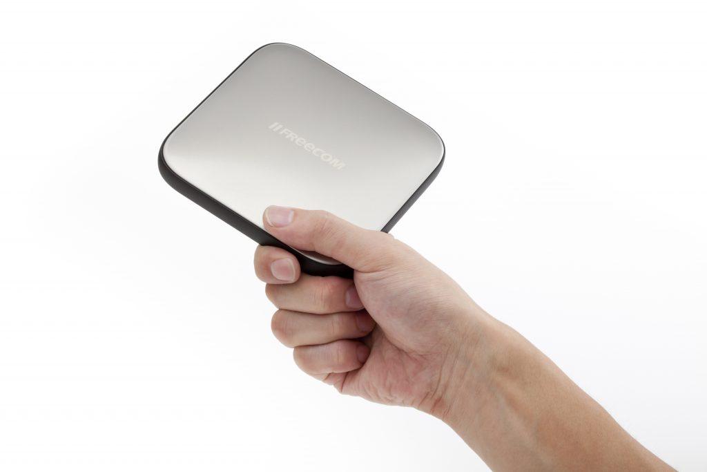 Freecom predstavlja prenosni trdi disk za snemanje televizijskih programov