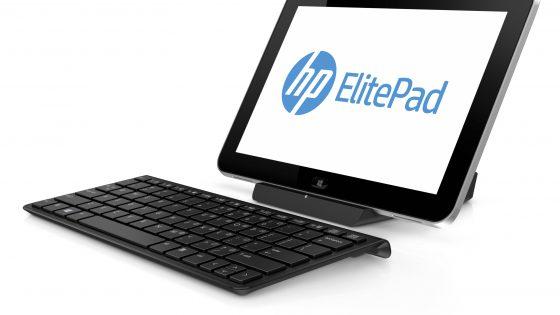 HP predstavil pravi tablični računalnik za poslovne uporabnike